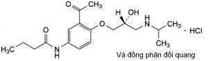 Acebutolol hydroclorid Dự thảo 61 TCVN về thuốc