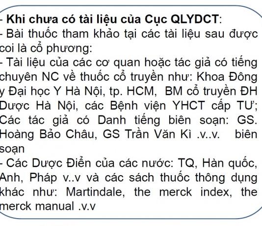Quyết định 220/TB-VPCP