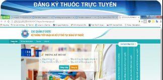 dự thảo 7 thông tư đăng ký thuốc