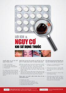 Lợi ích và nguy cơ khi sử dụng thuốc