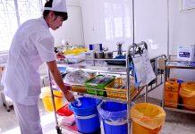 Chương trình đào tạo quản lý chất thải y tế