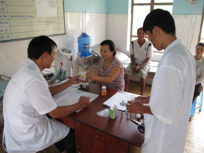 Dự thảo Thông tư thực hiện chương trình hỗ trợ thuốc