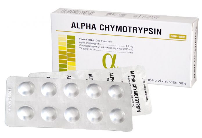 Công văn 22098/QLD-ĐK về việc thống nhất chỉ định đối với thuốc Alphachymotrypsin dùng đường uống, ngậm dưới lưỡi