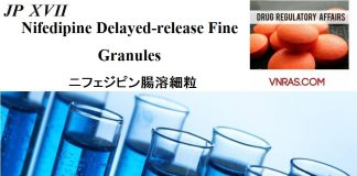 Nifedipine Delayed-release Fine Granules