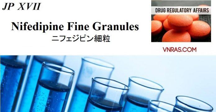 Nifedipine Fine Granules