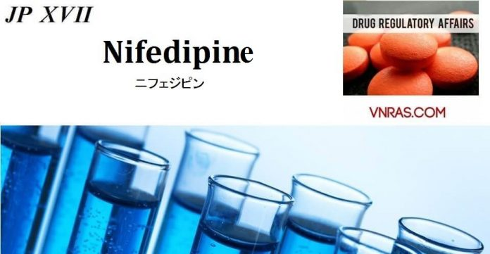 Nifedipine JP XVII