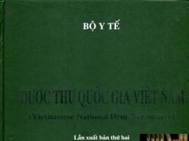 Dược thư quốc gia Việt Nam 2015